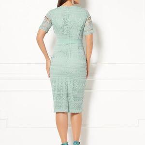 Eva Mendes - Julietta Sheath Dress